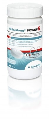 Chlorilong Power 5 von Bayrol, 1,25 kg