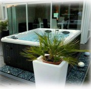 Hydropool Whirlpool, Modell S4000 Serenity