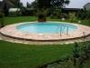 Rundbecken FUN von Future Pool als Komplett Set, Folie sand 0,6 mm