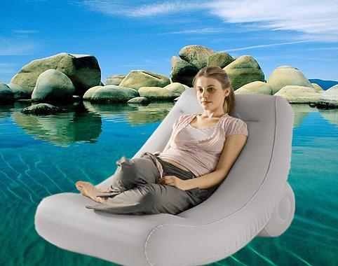 schwimmsessel relax f r pool und land hitl gmbh. Black Bedroom Furniture Sets. Home Design Ideas