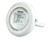 Rundes Digitalthermometer