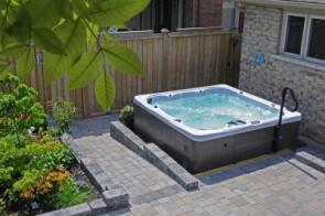 Hydropool Whirlpool, Modell S7000 Serenity
