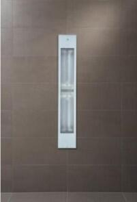 Sunshower Pure white XL
