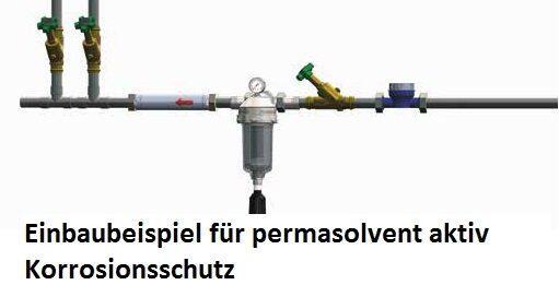 permasolvent aktiv Korrosionsschutz Warmwasser - Hitl GmbH