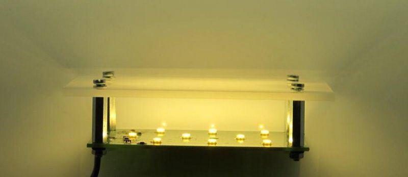 led platine f r saunawandleuchte hitl gmbh. Black Bedroom Furniture Sets. Home Design Ideas