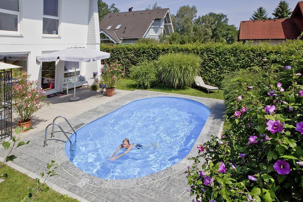 styropool ovalformbeckenset tiefe 150 cm von d w pool hitl gmbh. Black Bedroom Furniture Sets. Home Design Ideas