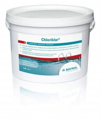 Chloriklar von Bayrol, 3 kg