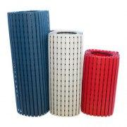 Supergrip Hygienematte aus Hart PVC, Rolle 60 cm breit