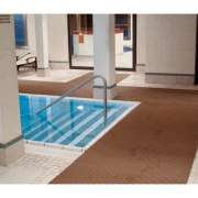Universal Hygienematte  Kork für Sauna und Dampfbad