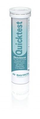 Quicktest von Bayrol