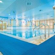 Heronrib 2000 für Sauna, Dampfbad, Dusche und Schwimmbad