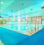 Bodenbeläge für den Schwimmbadbereich