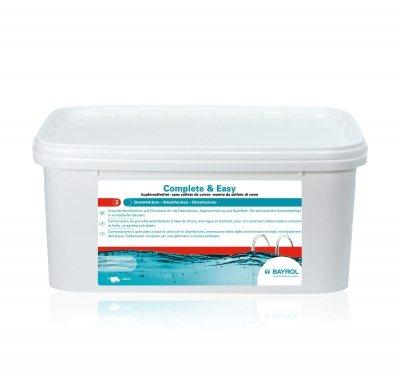 Complete & Easy für 20 m³ von Bayrol, 4,48 kg