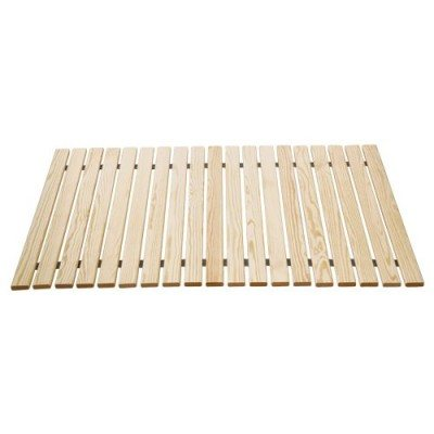 Bodenmatte aus Holz