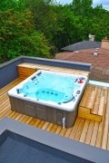 Hydropool Whirlpool, Modell H700 Self-Cleaning