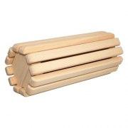 Kopfstütze / Knierolle für die Sauna