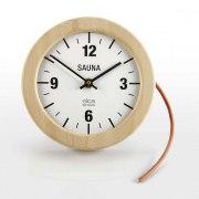 Sauna-Uhr elektrisch