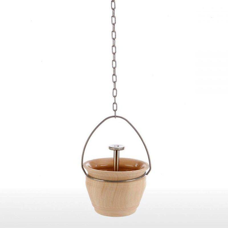 aroma aufgusstopf f r die konstante zufuhr von wasser und duft. Black Bedroom Furniture Sets. Home Design Ideas