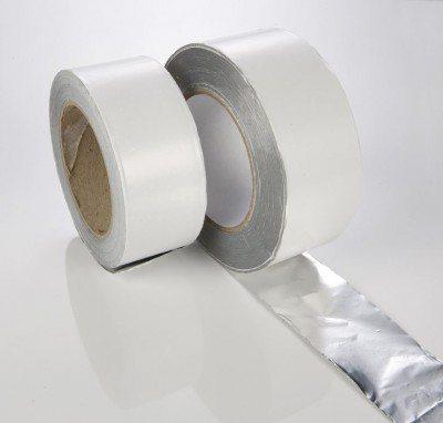 Aluminium-Selbstklebeband für den Saunabau