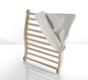 Ergonomisch geformte Rückenlehne für angenehmes Sitzen