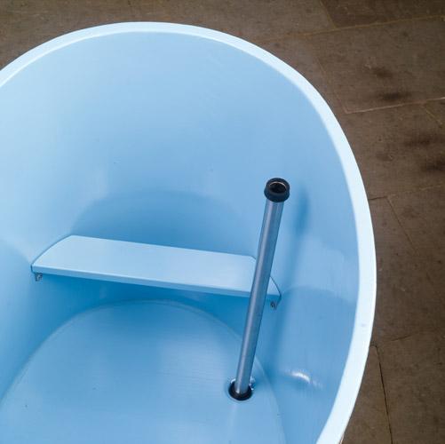 tauchbecken im garten saunatauchbecken minipool wat. Black Bedroom Furniture Sets. Home Design Ideas