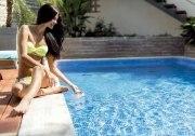 Schwimmbadfolie ALKORPLAN 3000, blue greek