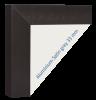 Rahmen Satin grey 33 mm