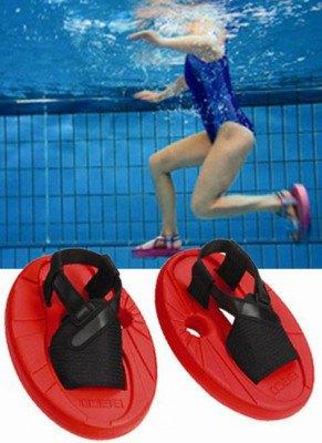 Aqua-Twin für effektives Bauch-Beine-Po Training im Wasser