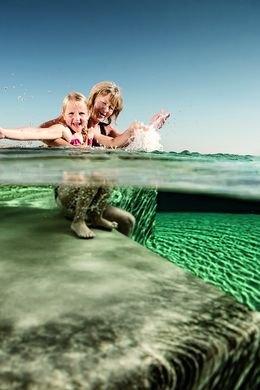 Pool-Desinfektion mit Brom