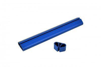 Bodenprofil-Paket für Ovalbecken, Farbe blau
