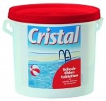 Cristal Poolwasserpflege