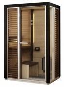 Saunakabine Impression i1309, Saunavergnügen auf kleinstem Raum