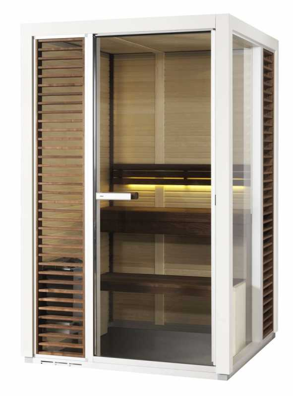 saunakabine impression i1313 saunavergn gen auf kleinstem. Black Bedroom Furniture Sets. Home Design Ideas