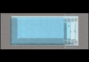 Einstückbecken Twin S 800