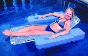 Exclusiver Schwimmsessel Caribbean für Relaxfeeling im Wasser