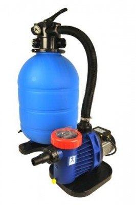 Filteranlage proaqua mit pumpe i plus hitl gmbh for Pool 6 wege ventil