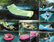Floating Lounge für Ihren Pool und Garten