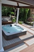Hydropool Whirlpool, Modell S5000 Serenity
