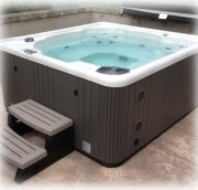 Hydropool Whirlpool, Modell Serenity 5 Special Editon