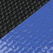 Isoplane Geobubble für Achtformschwimmbecken, blau/schwarz
