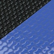 Isoplane Geobubble für Ovalbecken, blau/schwarz