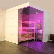 LED-Farblichtsystem, für alle Arend Saunamodelle