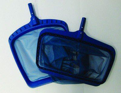 Laubkescher, blau für Ihren Pool