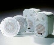 Lautsprecher für Ihr Dampfbad