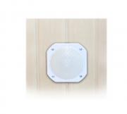 Lautsprecher (2 Stück) für den Einbau in die Sauna geeignet