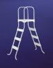 Hochbeckenleiter Basic  für Schwimmbäder