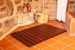 Bodenbeläge für Sauna und Dampfbad