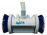 DELTA Quattro Dual, Poolreiniger mit Reinigungsbürsten