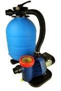 Filteranlage ProAqua TC mit Pumpe Time Control