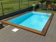 Bausätze für Power S Becken von Future Pool, Folie sand
